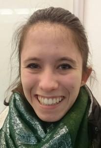Ada Pezutti, 21, möchte in 2015 ihren Bachelor schaffen und dann schnell einen guten Job finden