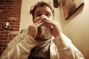 Grippewelle? Läuft!