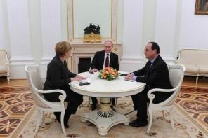 """Merkels Mission: """"ein Hoffnungsschimmer"""""""