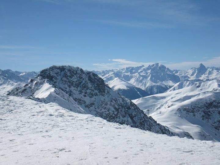 Was in der Skihalle fehlt, ist das Bergpanorama. Foto: Franziska Weil