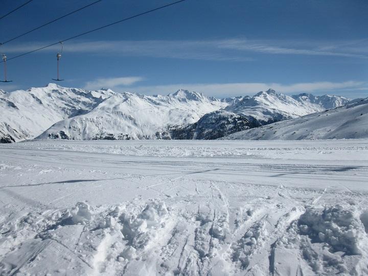 In den Semesterferien nutzen viele die Zeit für einen Skiurlaub in den Bergen. Foto: Franziska Weil/Teaserfoto: Thimo Mallon