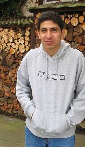 José (29) kam aus Mexiko nach Deutschland. Unter anderem, um eine exotische Sprache zu lernen. (Foto: privat)