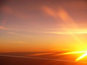 Eine solche Aussicht werden die zwei Schweizer Piloten auf ihrer Reise sicherlich öfter haben. Foto: flickr.com/Daniel Hufeisen