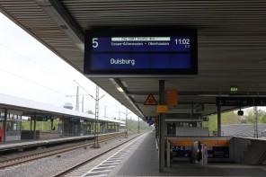 Wirtschaftsfaktor Bahnstreik