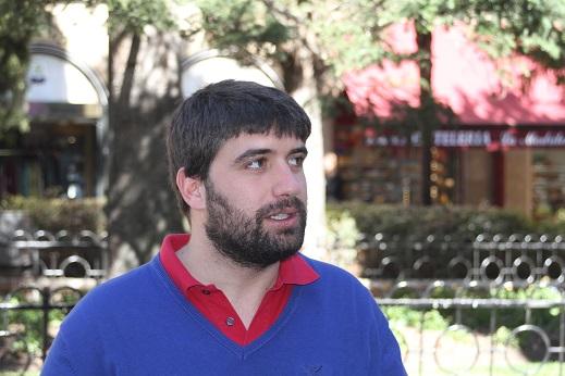 Alejandro Recio Sastre