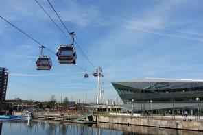 Zur Uni schweben: Seilbahn-Idee für Bochum
