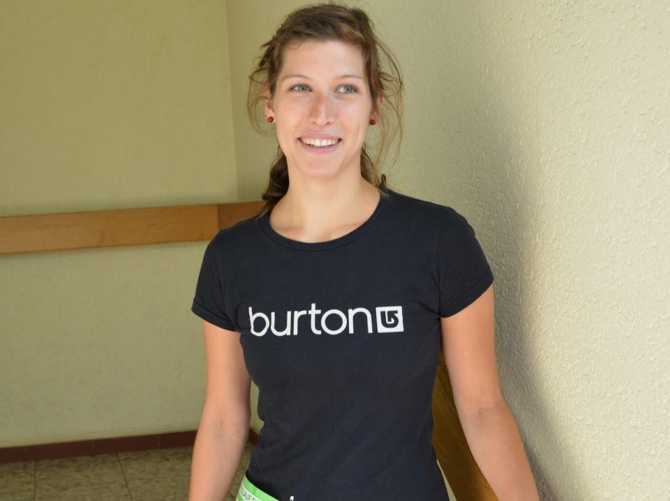 Britta Blumberg vorher