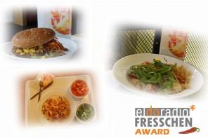 Im Check: Mensa vs. Galerie vs. Food Fakultät