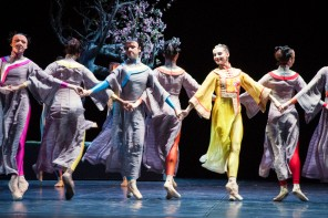 Das Leben in der Ballettblase