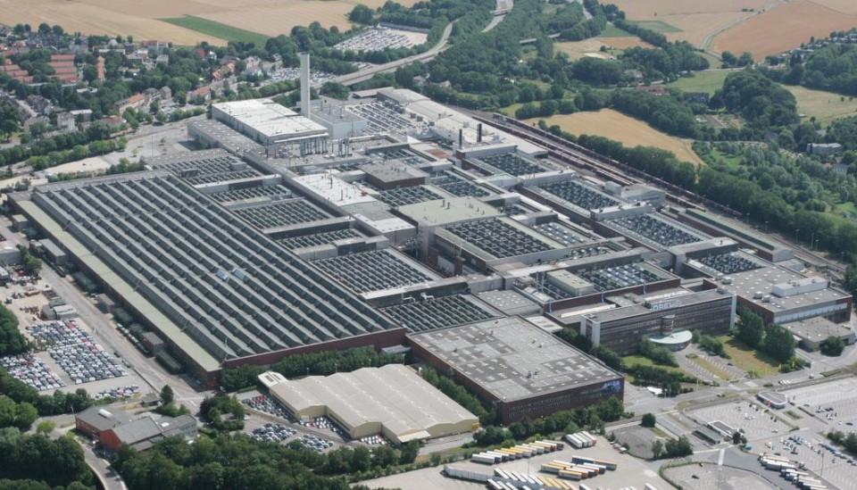 Opel-Werk I Bochum