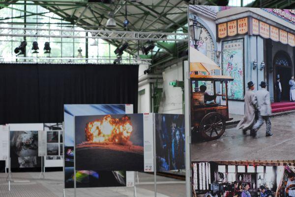 Impressionen aus der Ausstellung