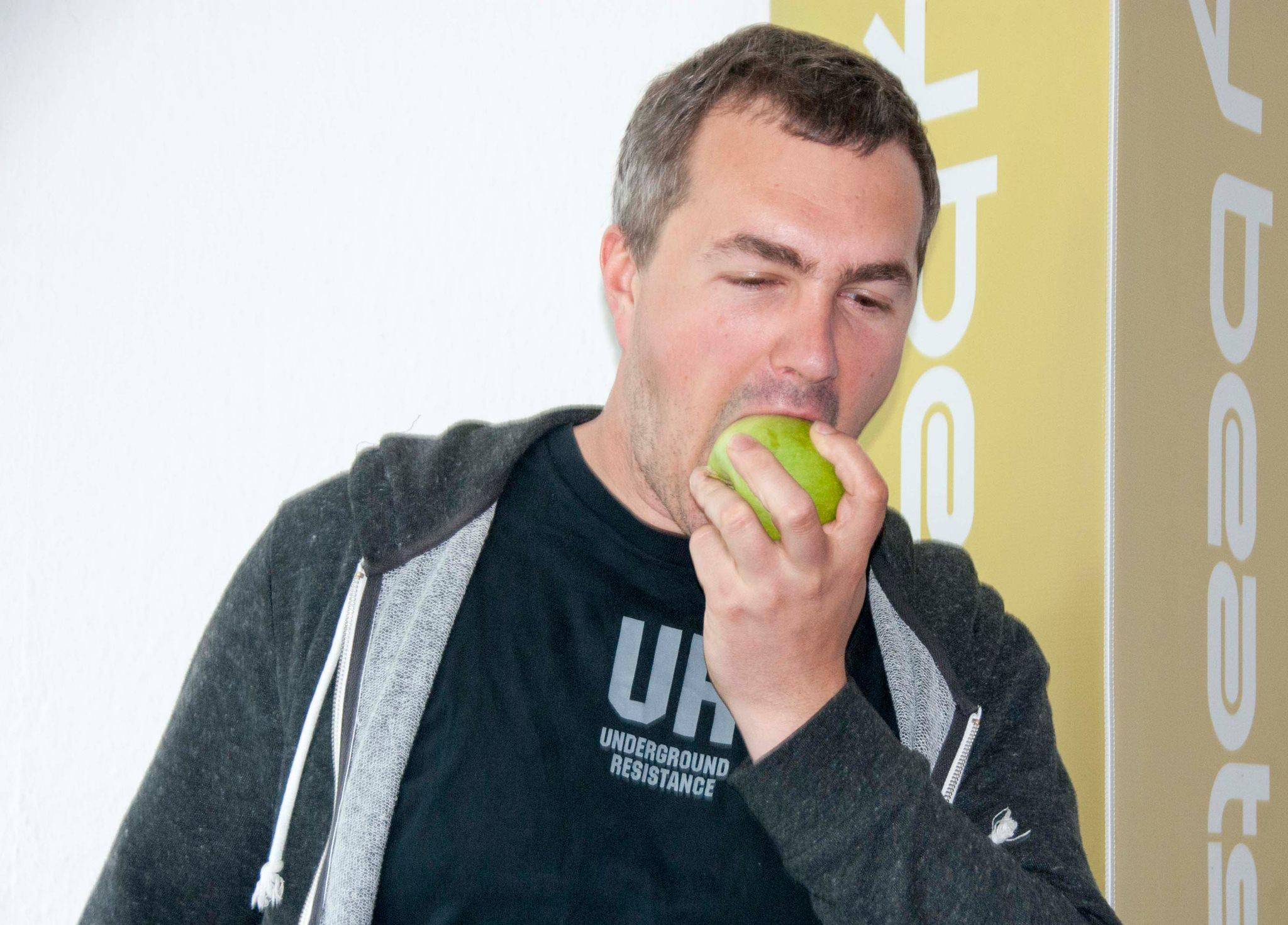 An Apple a Day... Foto: Johanna Mack