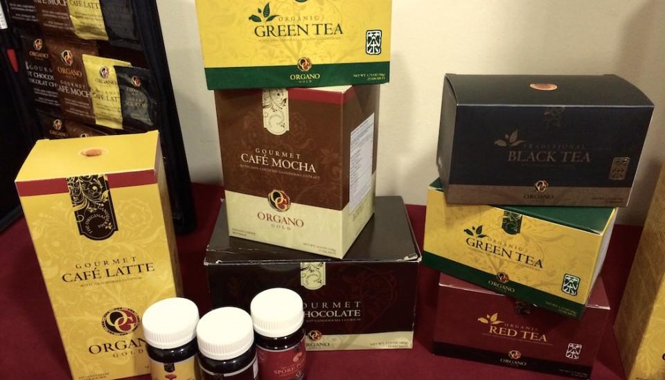 Produkte von Organ Gold