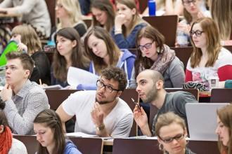 """Der Anteil des """"Studierenden-Bafög"""" soll in die Hochschulen investiert werden. Symbolbild. Foto: Universität Wien/flickr.com"""