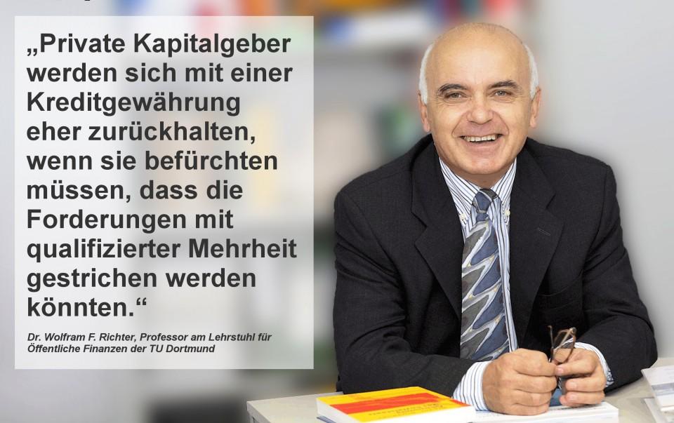 Wolfram F. Richter - Grafik/Bearbeitung: Valentin Dornis; Originalfoto: Jürgen Huhn/TU Dortmund (CC BY-SA 4.0).