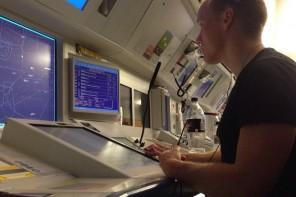 Wächter der Lüfte: Aus dem Leben eines Fluglotsen