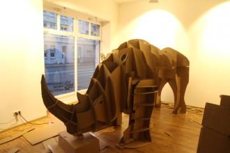 Das Nashorn für dir Nordstadt