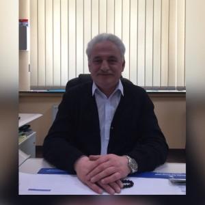 Fehmi Sirin, Vorsitzender der Dortmunder Zentralmoschee. Der Verein Ditib Türkisch islamische Gemeinde unterhält die Zentralmoschee