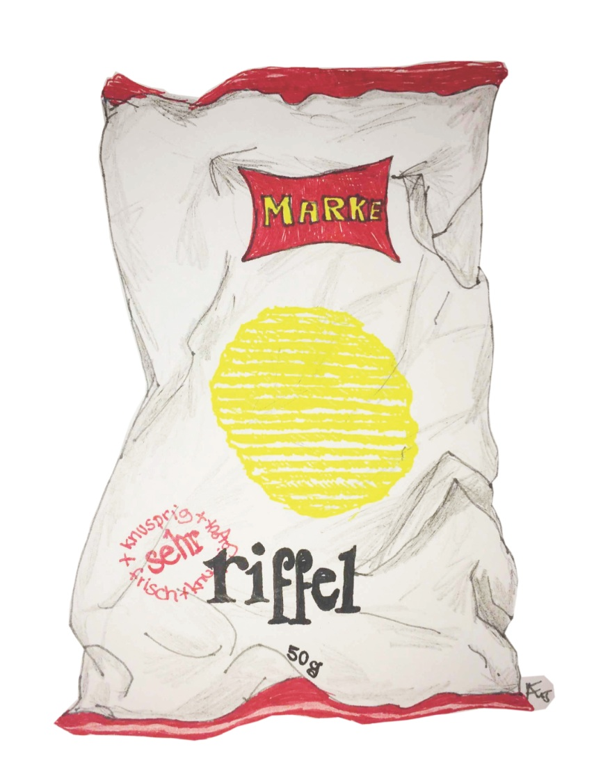 machen chips süchtig