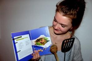 """Ochsen-Rollmops"" in der Studentenküche"