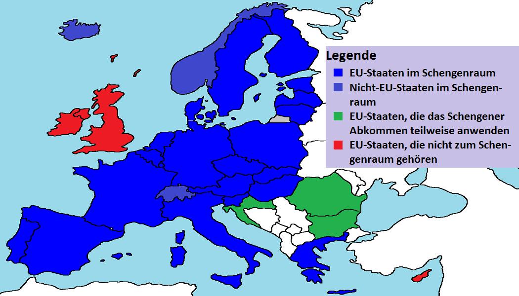Schengenraum