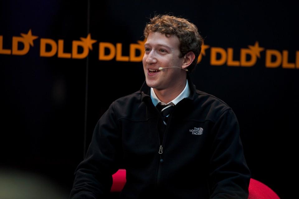 Chef des großen blauen Bruders: Mark Zuckerberg. Foto:  flickr.com/nrkbeta