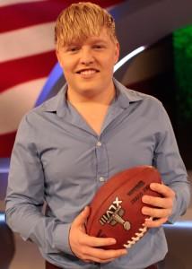 """ran NFL""-Kommentator Florian Schmidt-Sommerfeld"