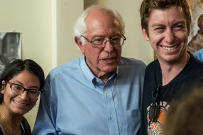 Feel the Bern – Junge Amerikaner wollen Sanders' Reformen