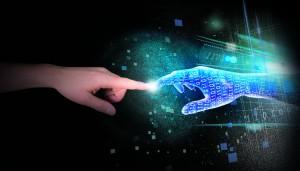 Die Industrie 4.0 soll Fertigungprozesse miteinander vernetzen. Quelle:     Daimler