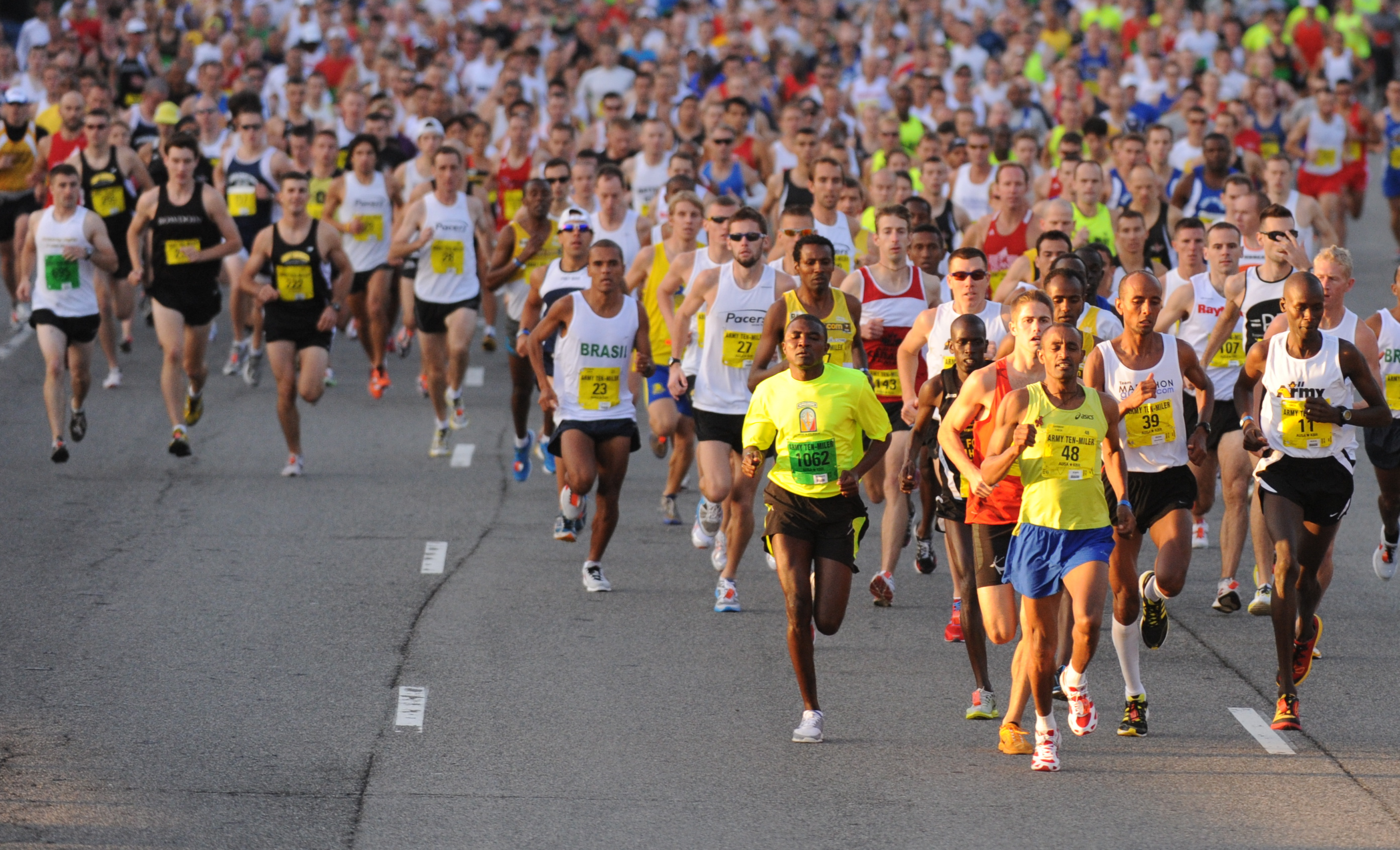 Bei den Olympischen Sommerspielen 2016 in Brasilien wird das Klima eine wichtige Rolle spielen. Foto: flickr.com/familymwr