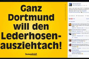 Dortmunderisch – beste Sprache wo gibt