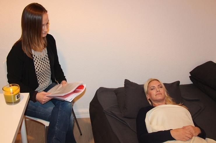 Hypnose-Behandlung