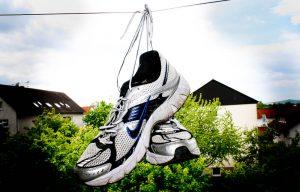 Der Schuh macht's. Foto: flickr/Lagomorpha