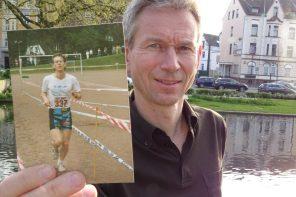 Campuslauf-Countdown: Uwe Ernst – der Chemietechniker, der 1986 als Erster siegte