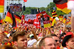 Bier, Würstchen, Siegprämie: Die EM in Zahlen