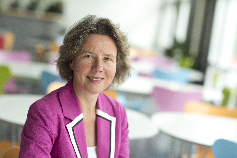 Prof. Dr. Carola Strassner arbeitet am Lehrstuhl güt Oecotrophologie an der Fachhochschule Münster. Bildautor: Wilfried Gerharz