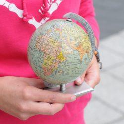 Im vergangen Jahr war Silke in zehn verschiedenen Ländern in Europa und Asien.
