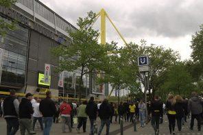 Belgische Liebe in Schwarz-Gelb