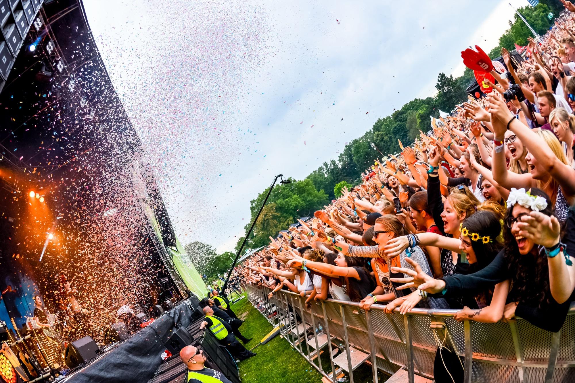 Nachdem im vergangenen Jahr ein Festivaltag ausfallen musste, soll am Wochenende Partytime herrschen. (© H&H Photograpcics/ Juicy Beats)