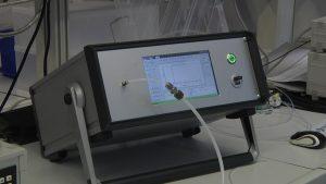 Drei Jahre hat die Entwicklung des Cannabis-Detektors gedauert