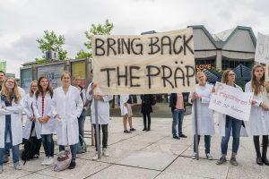 RUB-Proteste-medizinstudenten-2