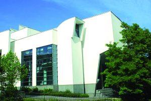 Das Kulturzentrum CAPE in Luxemburg.