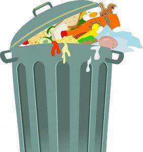 Rund 20 Millionen Tonnen noch genießbare Lebensmittel landen jedes Jahr auf der Müllkippe. (Bild: pixelio.com)