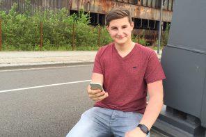 Business statt Freizeit: Ein 17-jähriger Dortmunder ist Unternehmensgründer