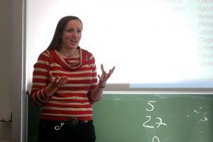 Diplom-Psychologin Janina Weyland hat Tipps für die Stressbewältigung im Studium.