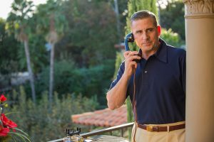 Steve Carell als Hollywood-Agent Phil Stern