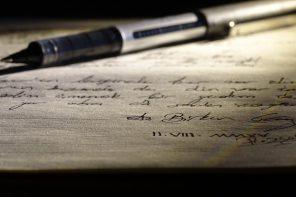 Schneller schreiben am National Handwriting Day