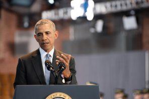 Machs gut, Obama!<br>Machtwechsel im Weißen Haus