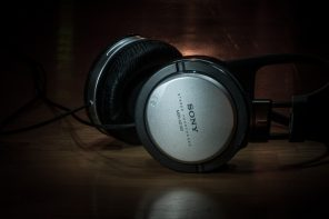 Drogenrausch durch die Kopfhörer