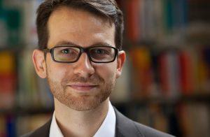 Dr. phil. Daniel Putz, Professor für Wirtschaftspsychologie an der Rheinischen Fachhochschule Köln. (Foto: Rheinische Fachhochschule Köln)